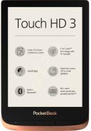Pocketbook Touch HD 3 spicy copper, E-Book Reader